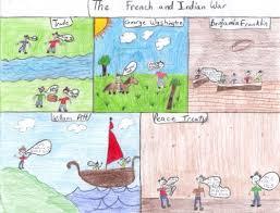 french and indian war comic strips john s jones elementa