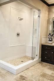 Open Showers 16 Best Crestwood Images On Pinterest Shower Niche Bathroom