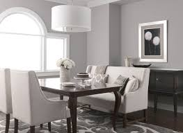 Hazy Grey Dining Room Dining Room Colours Rooms By Colour CILCA - Grey dining room