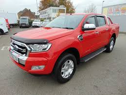 ford ranger limited 2 2 used 2016 ford ranger cab limited 2 2 2 tdci 160ps