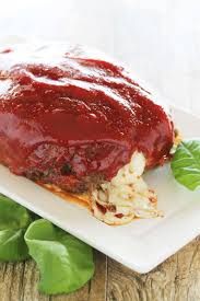 rachael ray thanksgiving meatloaf mozzarella stuffed meatloaf