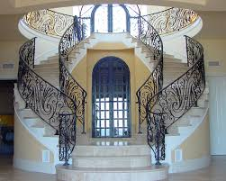 Handrails And Banisters For Stairs Decorative Ironwork Interior Staircase Statement Maker