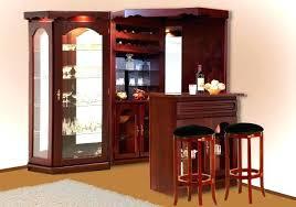 corner bar cabinet black rustic bar cabinet liquor bar cabinet medium size of dining portable
