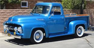ford 1954 truck 1954 ford f 100 130958