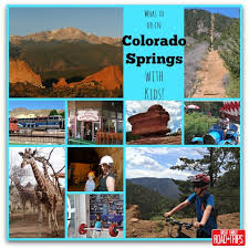 what to do in colorado springs a 5 day itinerary great family