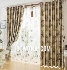 Affordable Curtains And Drapes Luxury Floral Brown Discount Curtains And Window Treatments