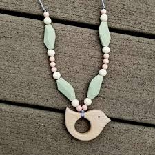 silicone necklace teething images Organic nursing teething necklaces alexa organics alexa jpg