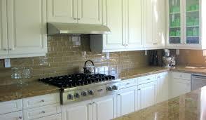 kitchen with subway tile backsplash backsplash tile colors smoke glass subway tile grey white cabinets