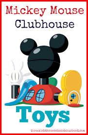 mickey mouse clubhouse toys for toddlers