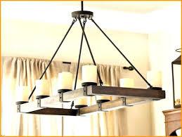 faux pillar candle chandelier lighting rustic pillar holder chandelier pillar candle chandelier lighting