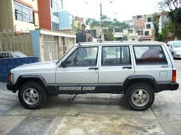 jeep cherokee chief 1986 jeep cherokee information and photos momentcar