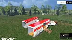 uhaul semi trailers v 1 0 mod for farming simulator 2015 15 fs