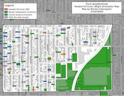 Indianapolis In Map Rivoli Park Neighborhood Issues Properties List
