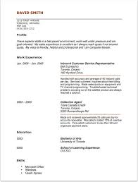 Sample Job Resume With No Experience by 100 Cna Resume Samples Call Center Resume Sample No