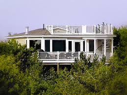 ocean front 6 bedroom wide natural beach vrbo 3rd level from dunes roof deck 3rd level deck partial 2nd level deck