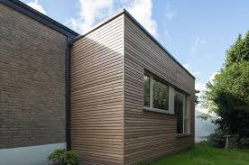 Haus Kaufen Bad Oldesloe Haus M Münster Erweiterung Wohnraum Mit Lärchenholzschalung
