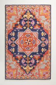 Anthropologie Kitchen Rug Orange Rugs Area Rugs Doormats Moroccan Rugs Anthropologie