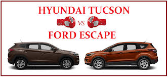 ford png 2017 hyundai tucson vs 2017 ford escape beach ford
