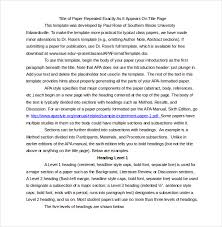 apa format example doc overall balanced chemical reaction equation homework promotion