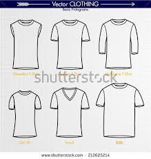 v neck shirt templates free vector download 11966 free vector