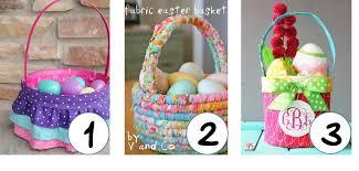 diy easter basket top 10 diy easter baskets weallsew
