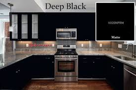black kitchen furniture cabinetry wraps rm wraps
