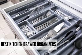 how to organize kitchen utensil drawer kitchen utensil organizers 13 smart products organzia