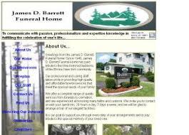 barrett d funeral home inc in elmira ny 1004 lake st