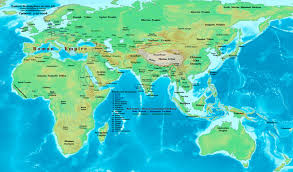 Sahara Desert On World Map by Terra Incognita Beyond The Known World Atlas Of Ice And Fire