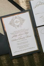 glitter wedding invitations abigail suite fancy glitter package black and gold glitter