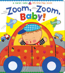 baby books zoom zoom baby book by katz official publisher page