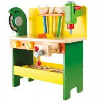 Boys Wooden Tool Bench Toy Tools U0026 Workshop Woodentoyshop Co Uk
