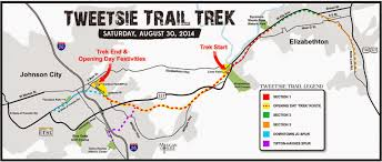 Grayson Highlands State Park Map by Appalachian Treks The Tweetsie Trail