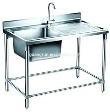 Free Standing Sink Kitchen Free Standing Sink Bathroom Medium Size Of Bar Sink Free Standing