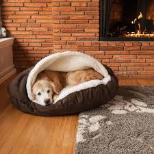 Clamshell Dog Bed by Cozy Cave Dog Bed