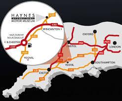 how to find us haynes international motor museum