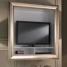 designer champagne leaf wall mounted tv unit juliettes interiors