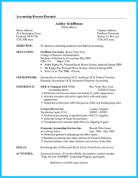 best jobs for accounting students accounting student resume here presents how the resume of