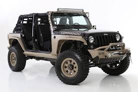 jeep commando custom commando tactical edition jeep to be auctioned at barrett jackson