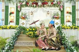wedding dress jogja foto paes ageng jogja traditional wedding dress jpg