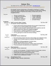 Resumes For Government Jobs by Government Resume Occupational Examples Samples Free Edit With Word