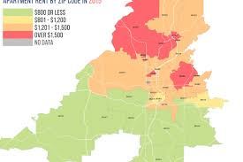 New Orleans Zip Code Map by Renters U0027 Guide To Atlanta U0027s Priciest Cheapest Zip Codes Curbed