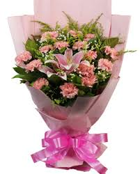 flower gift pink flower gift for new born forgetmenotmallow ie