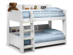 White Wooden Bunk Beds For Sale Bowen Domino White Wooden Bunk Bed Frame