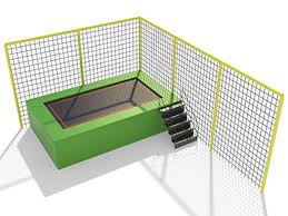 cheap 4 in 1 trampoline bed price for sale yueton group