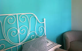 Painting An Accent Wall by Project Pinterest Paint An Accent Wall To Make White Headboard