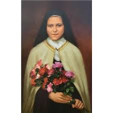 Prayer To St Therese The Little Flower - spanish st therese prayer card society of the little flower us