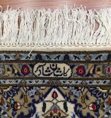 Kashan Persian Rugs by Persian Kashan Silk Wool Rug Persian Art Treasure