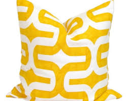 Decorative Pillow Sale Yellow Pillow Sale 14x14 Inch Pillow Cover Decorative Home
