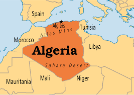algeria map as prices crater algeria needs an actual economy or big